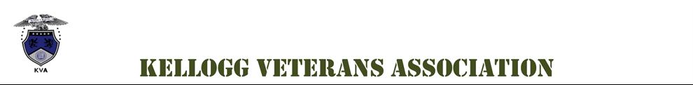 Kellogg Veterans Association | Kellogg School of Management