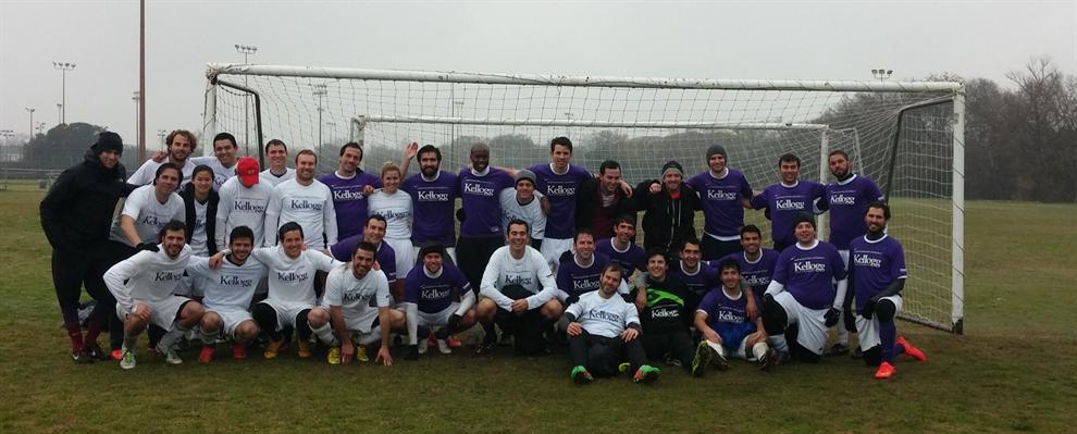 Soccer Club | Kellogg School of Management