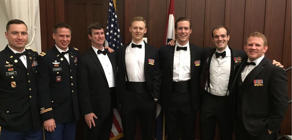 Olin Veterans Association | Olin Business School at Washington University in St. Louis