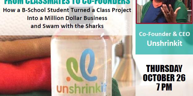 Desiree Stolar, CEO of UnShrinkIt