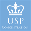 Urban and Social Policy Concentration's logo