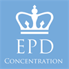 Economic and Political Development Concentration's logo