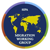 Migration Working Group's logo