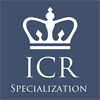 International Conflict Resolution Specialization's logo